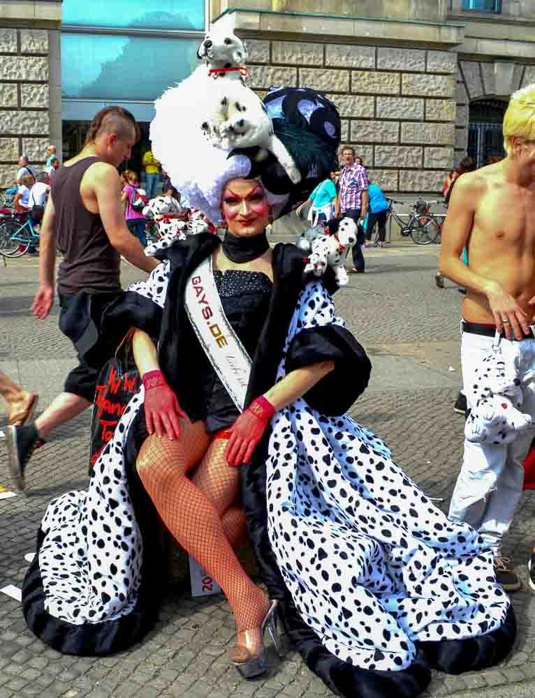 CSD-Parade-Berlin-Dalmatiner