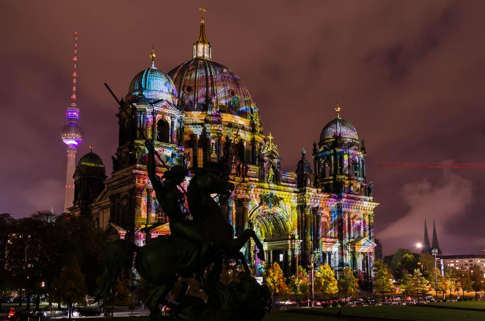 Festival of Lights - Herbst #Berlin