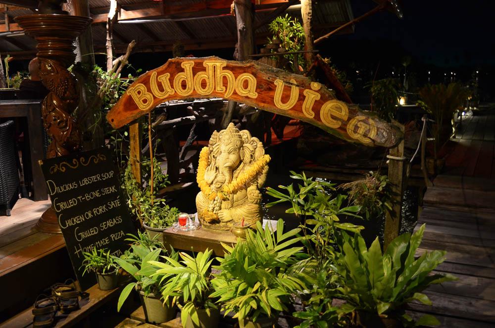 Koh Chang BuddahView