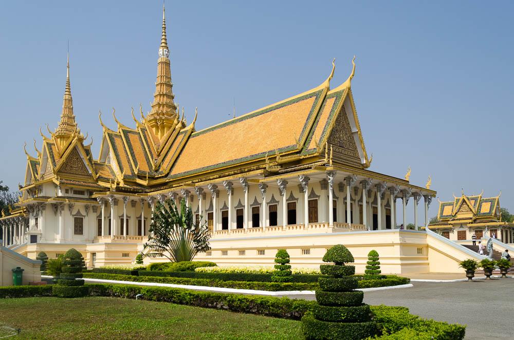 Royaler Palast, Phnom Penh