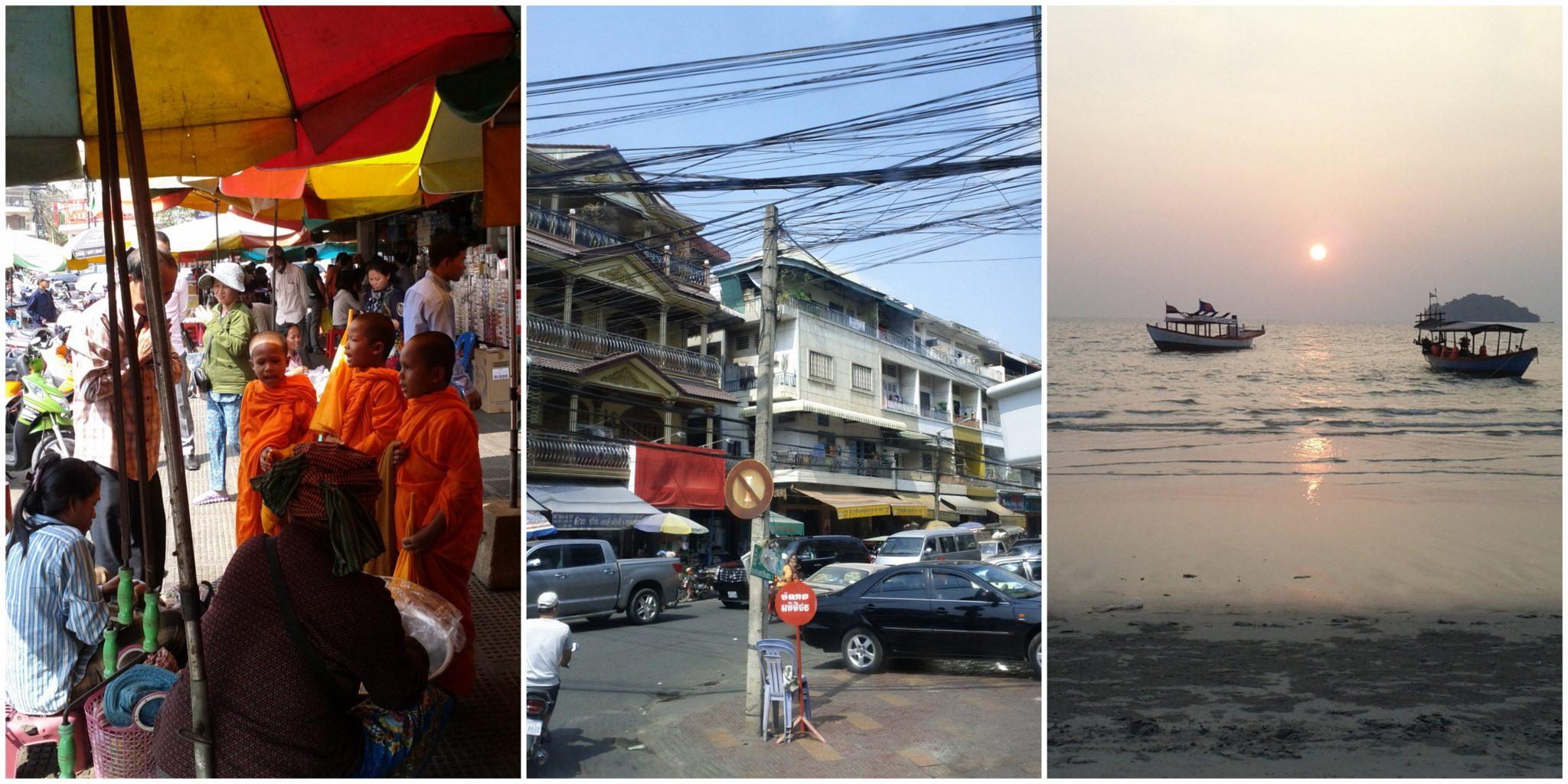 Kambodscha Reise