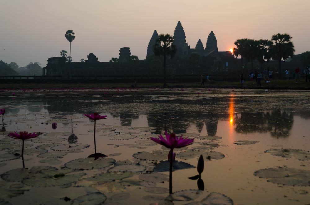 Temple von Angkor Wat