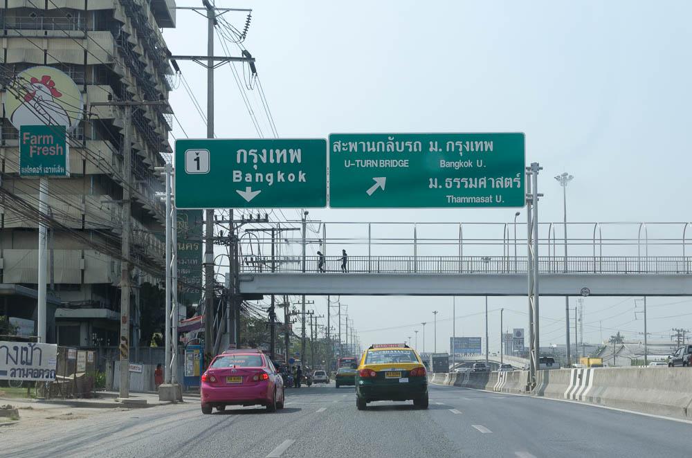 Auf nach Bangkok