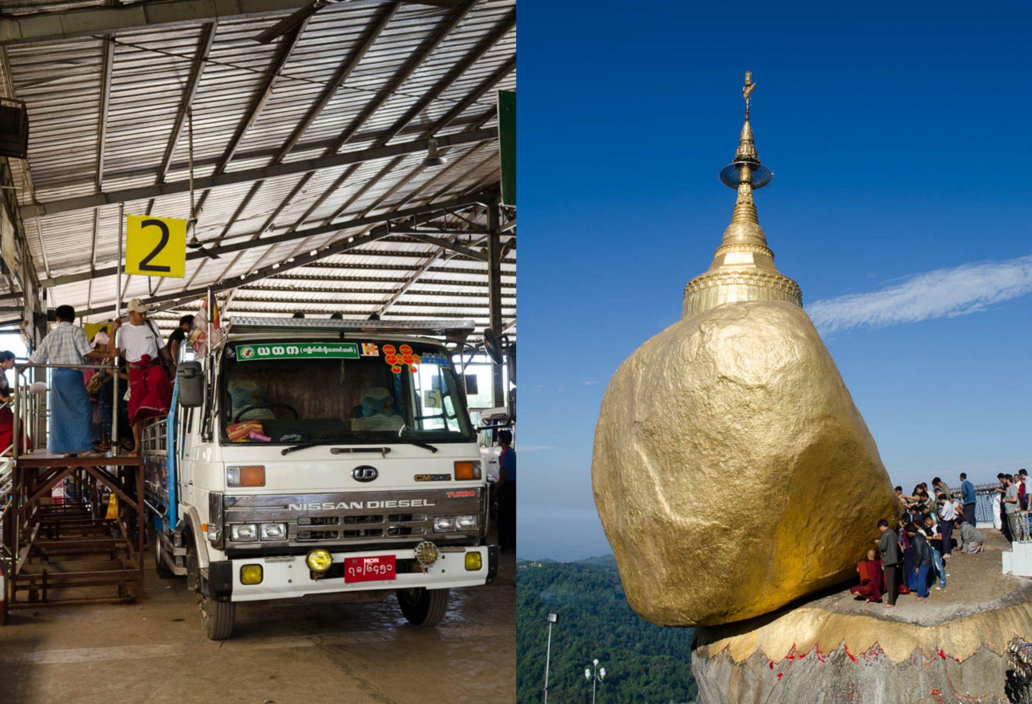 Kyaikto -Myanmar