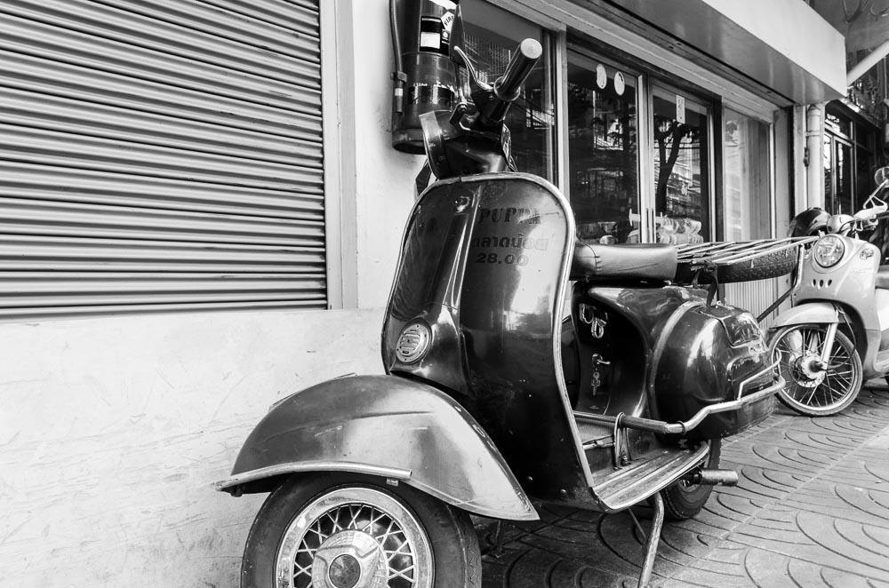Thai Moped