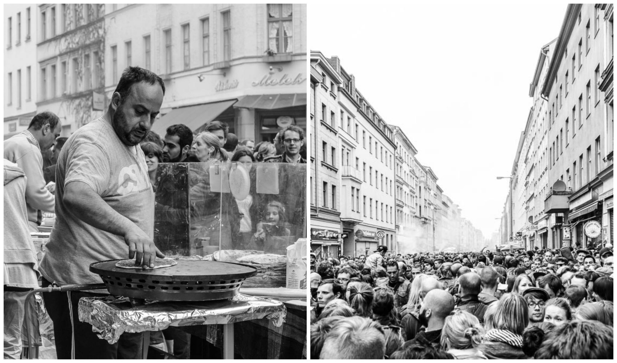 Straßenfest im Mai