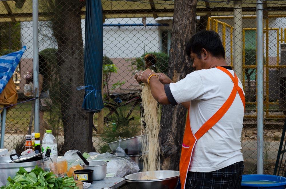 Nachmarkt Thailand