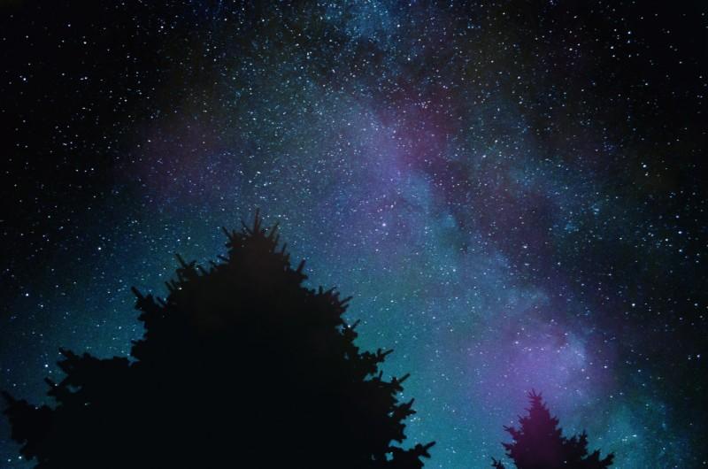 Milchstrasse mit Langzeitbelichtung fotografieren