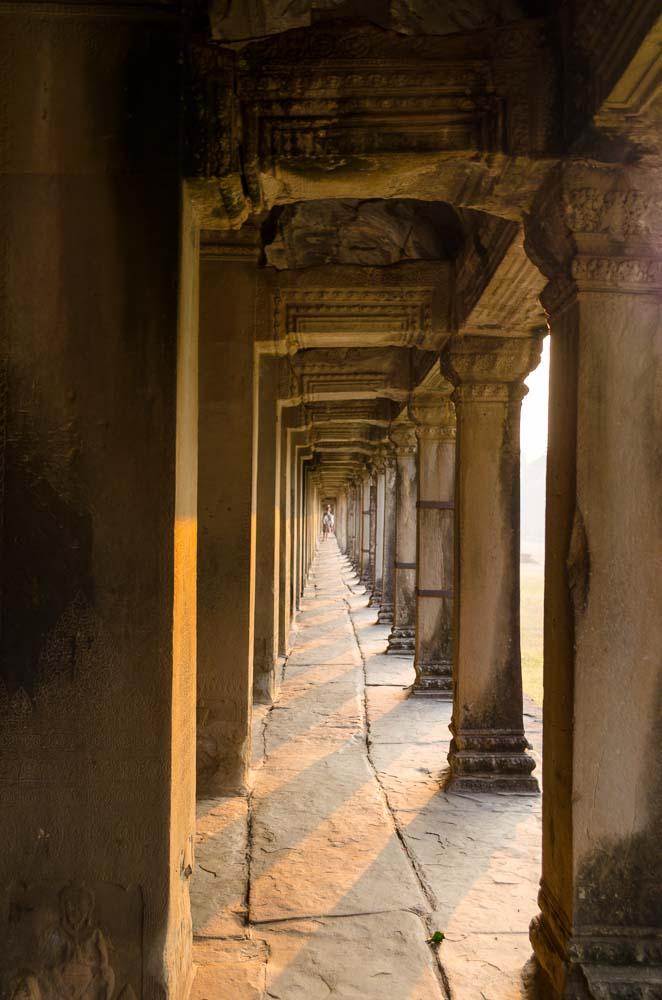 Angkor Wat - Sonnenaufgang-22