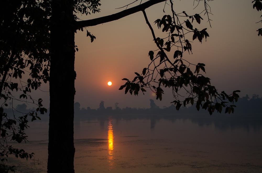 Angkor Wat -Kambodscha