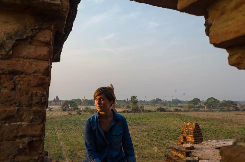 Reisebegleiter in Myanmar