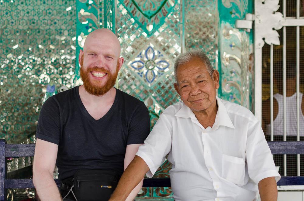 Reisebegegnungen Myanamr
