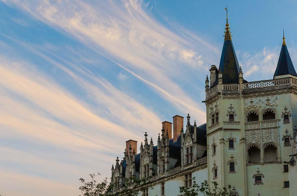 Schloss in Nantes