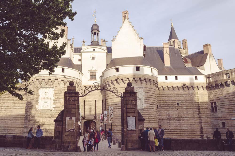 Schloss von Nantes