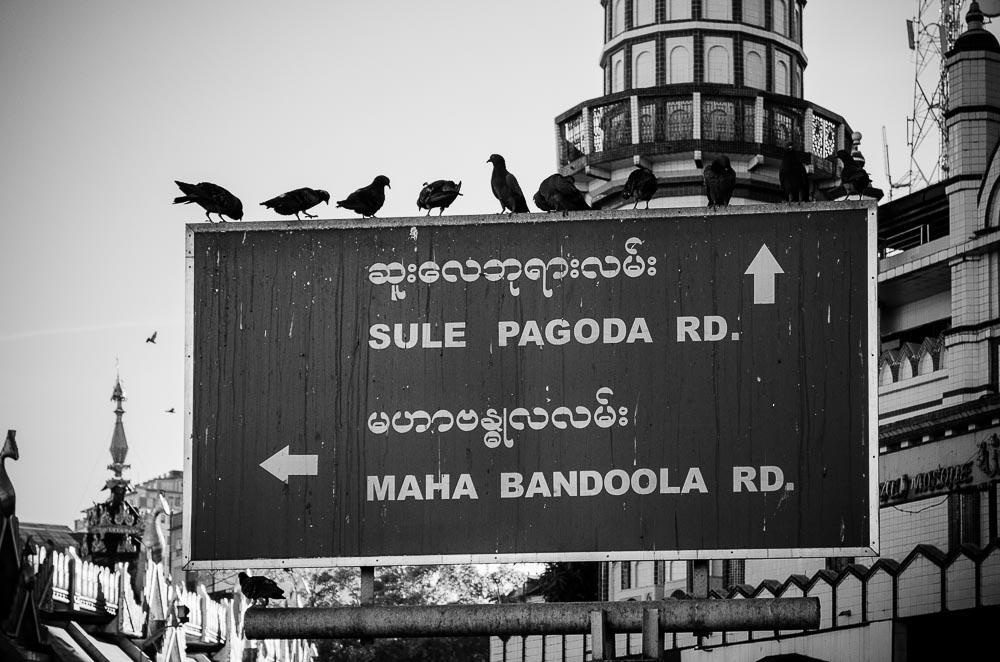 Stadttour Yangon Myanmar