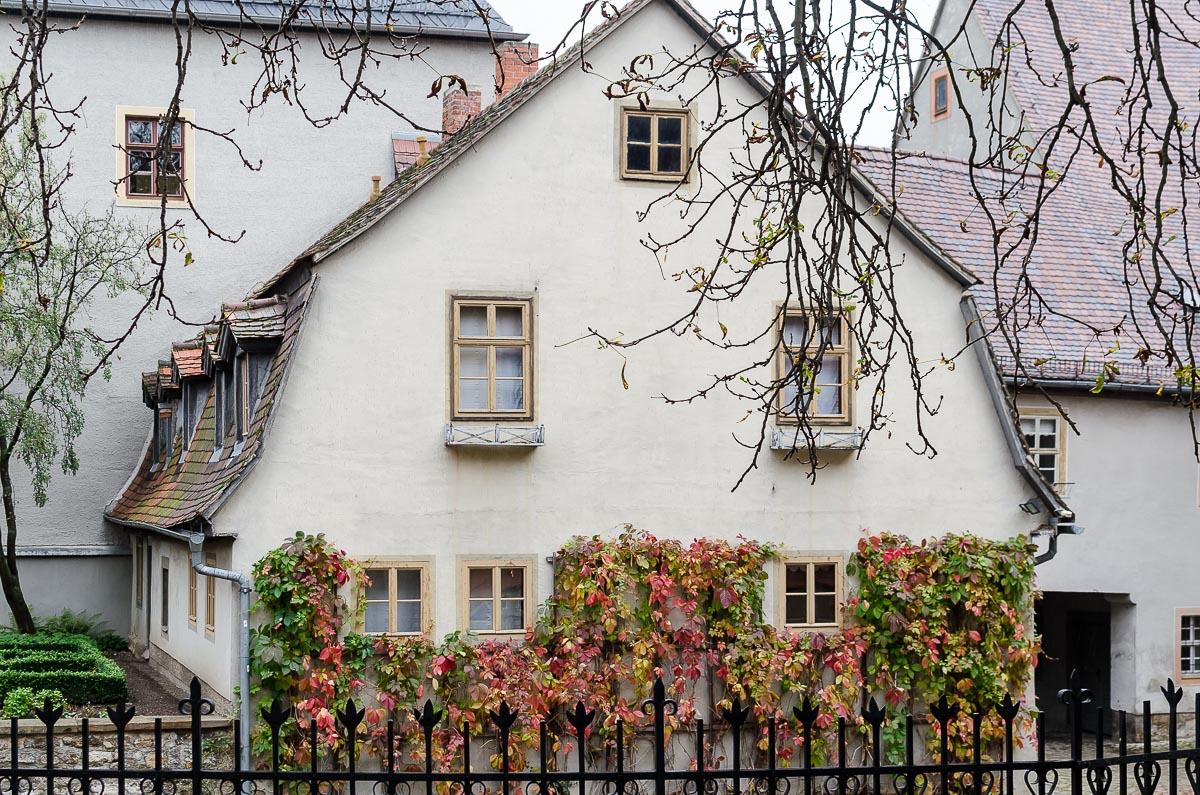 Herbst in Weimar