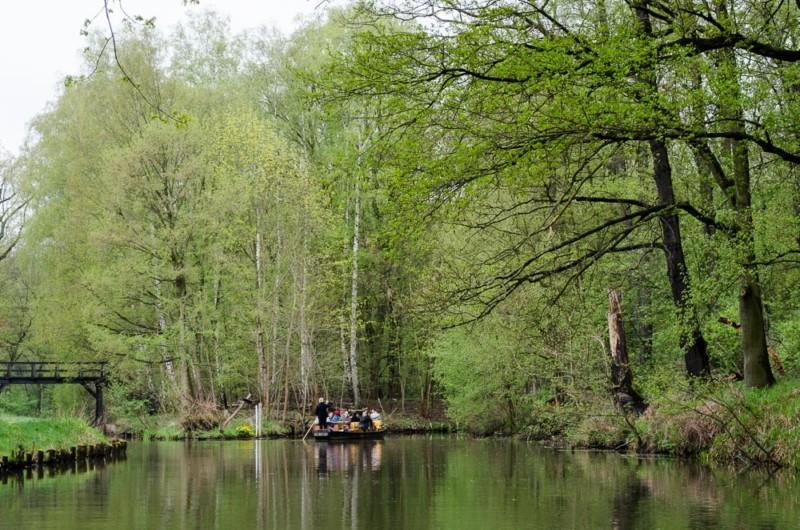 Ausflugtipps Brandenburg Spreewald Lübbenau