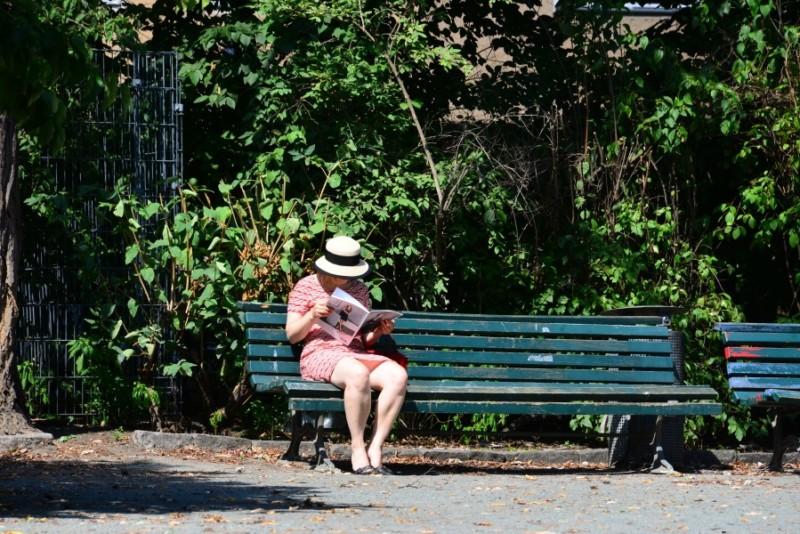 Streetphotography Berlin - Preussenpark (Berlin-Wilmersdorf)