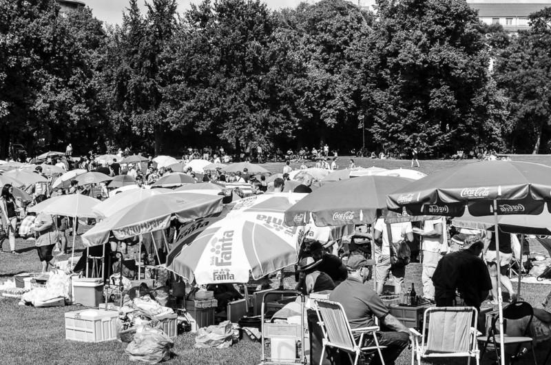 Streetphotography Berlin - Thai-Wiese im Preussenpark (Berlin-Wilmersdorf)