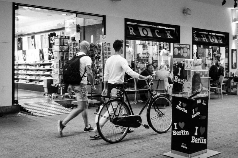 Streetphotography Berlin - KuDamm(Charlottenburg)