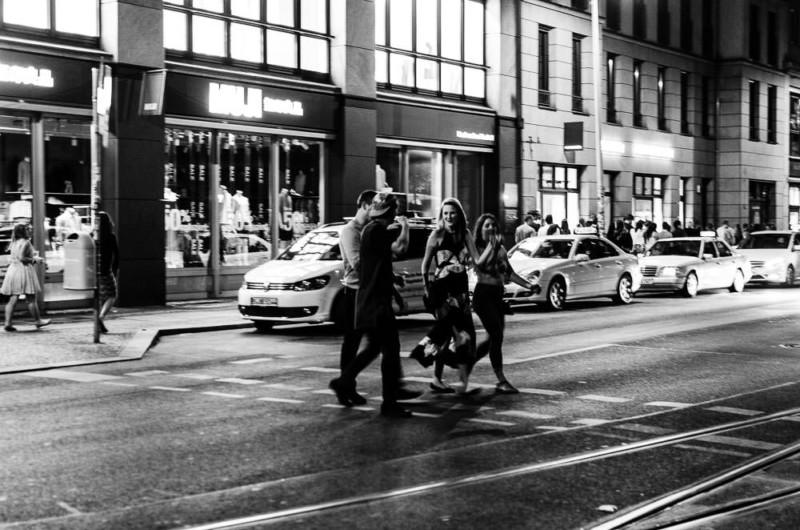 Streetphotography Berlin - Hackischer Markt (Berlin-Mitte)