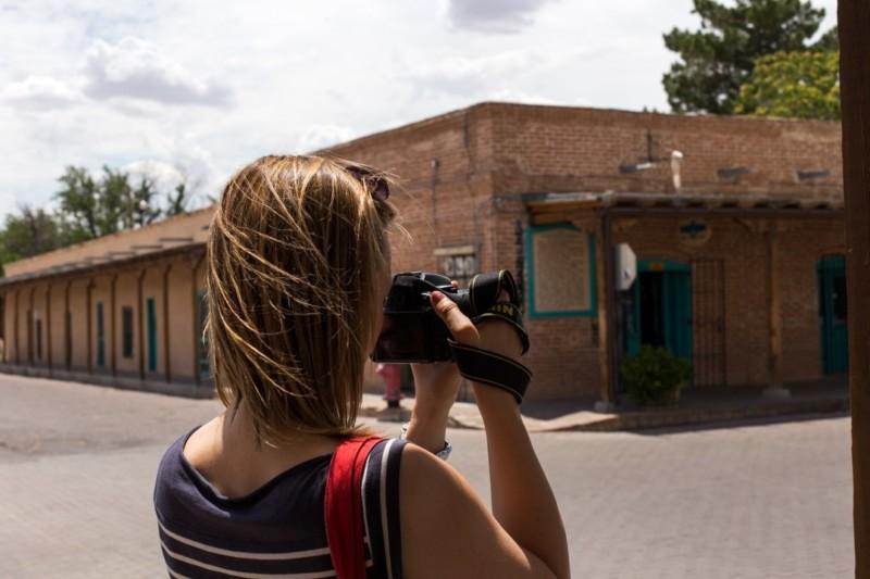 Fotoausrüstung auf Reisen