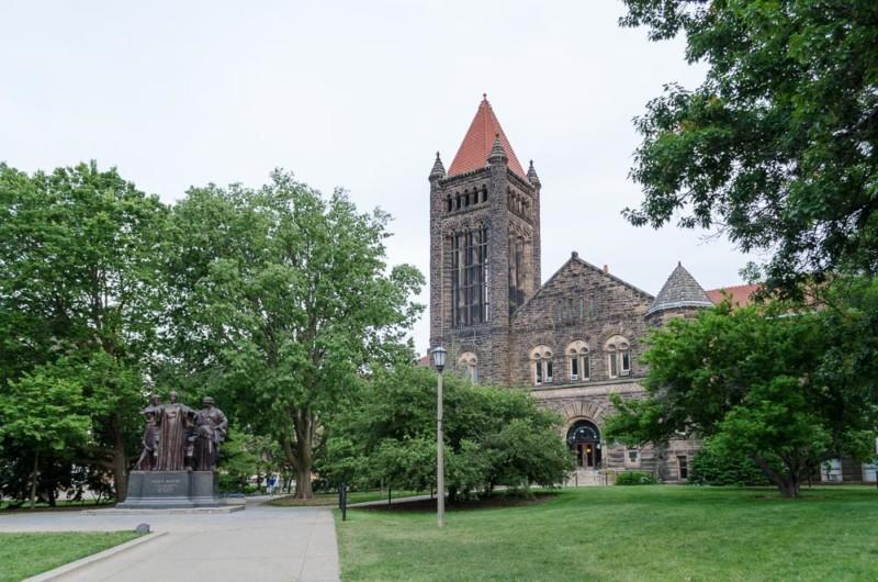 Universität von Illinois