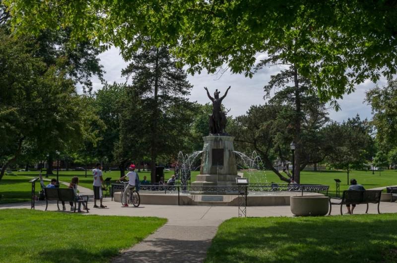 Champaign, Illinois