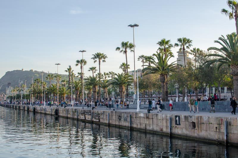 Barcelona ohne Sightseeing-33