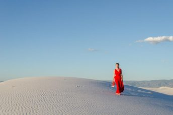 White Sands New Mexiko