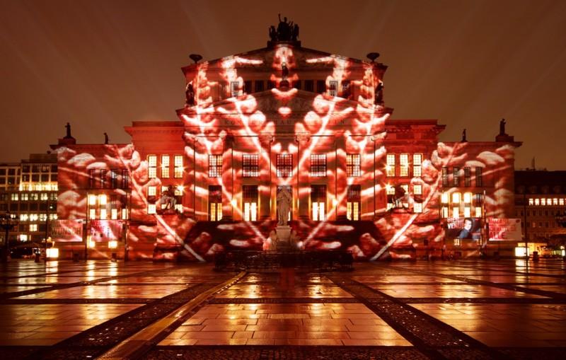 Berlin Leuchtet Konzerthaus Berlin