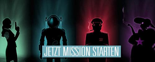 Mission Accepted starten