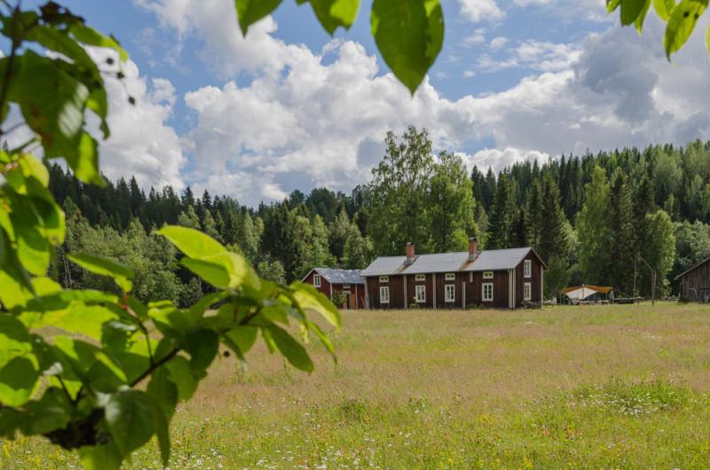 Västerbotten Schweden