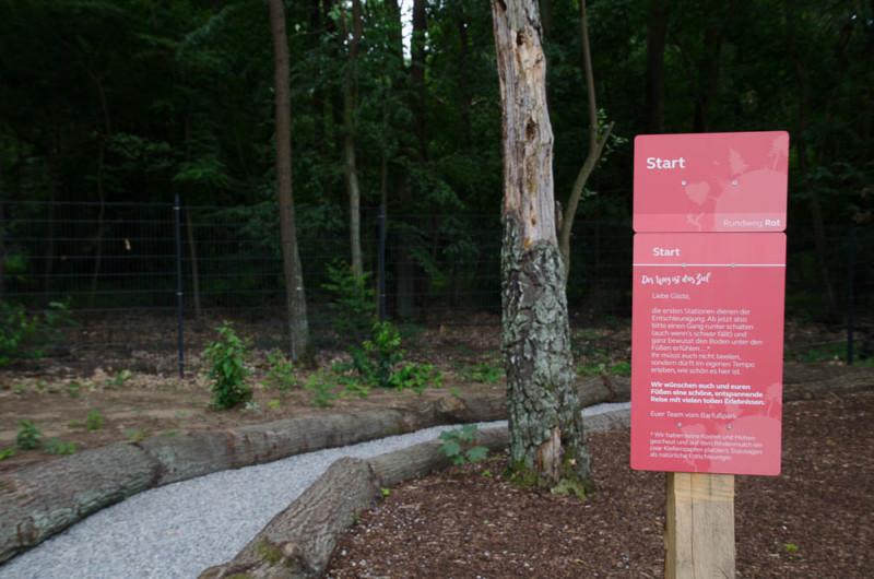 Barfußpark Beelitzer Heilstätten