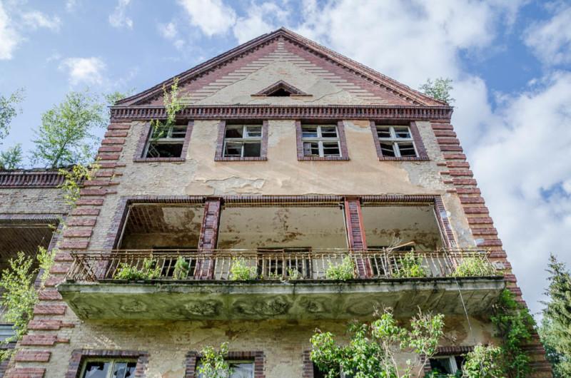 Barfusspark Beelitzer Heilstätten