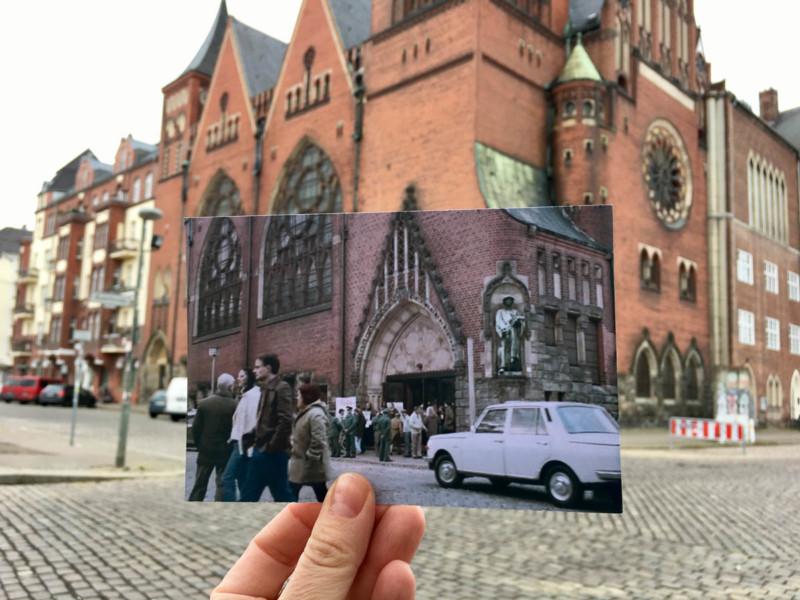 Drehorte in Berlin Friedrichshain