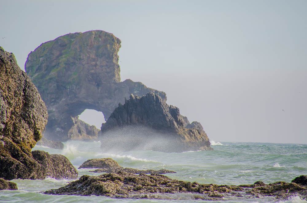 Oregon: Canon Beach