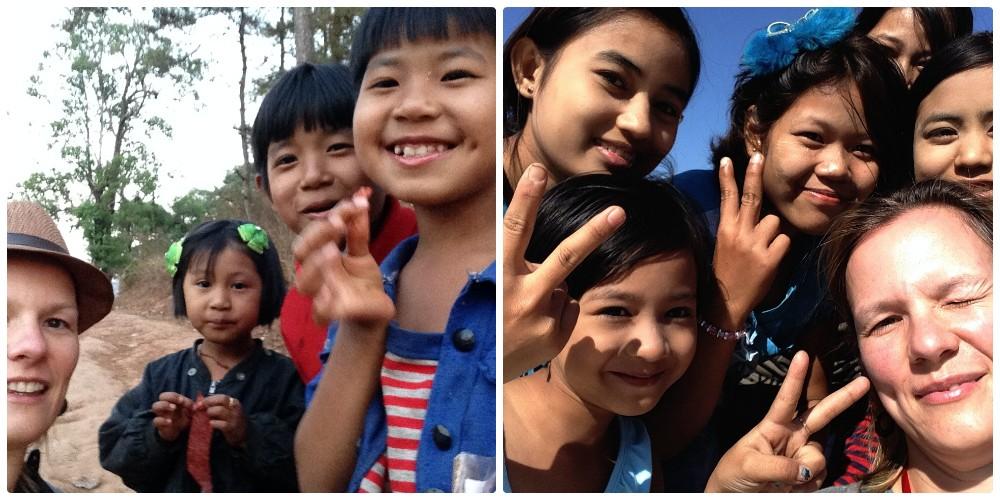 Reisefotografie: Selfie bringt Menschen zusammen