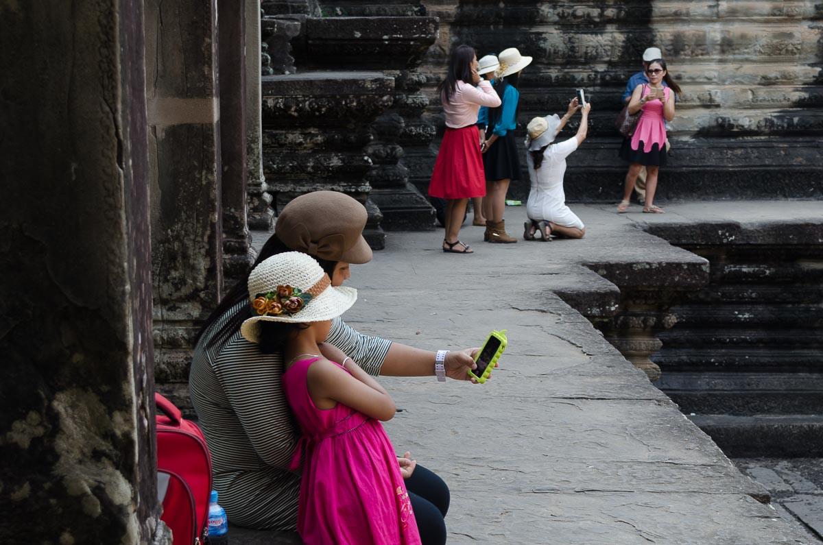 Reisefotografie: Selfie fotografieren
