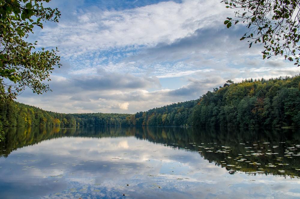 Ausflüge nach Brandenburg im Herbst